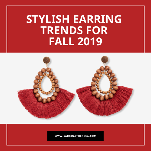 Sabrina Theresa Stylish Earring