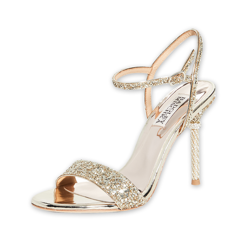 Sabrina Theresa Badgley Mischka Standout Sandals