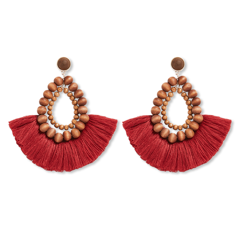 Sabrina Theresa Shashi Stylish Earrings